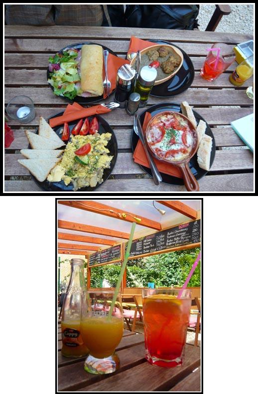 Budapest Bobek Cafe Food - Kichos Maskent