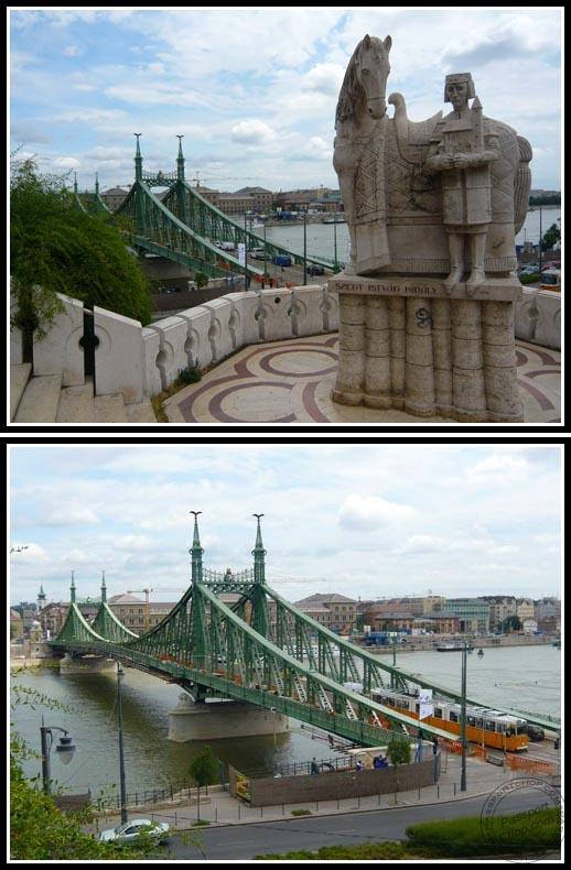 Budapest Independence Bridge