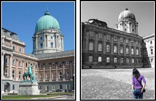 Budapest Royal Palace