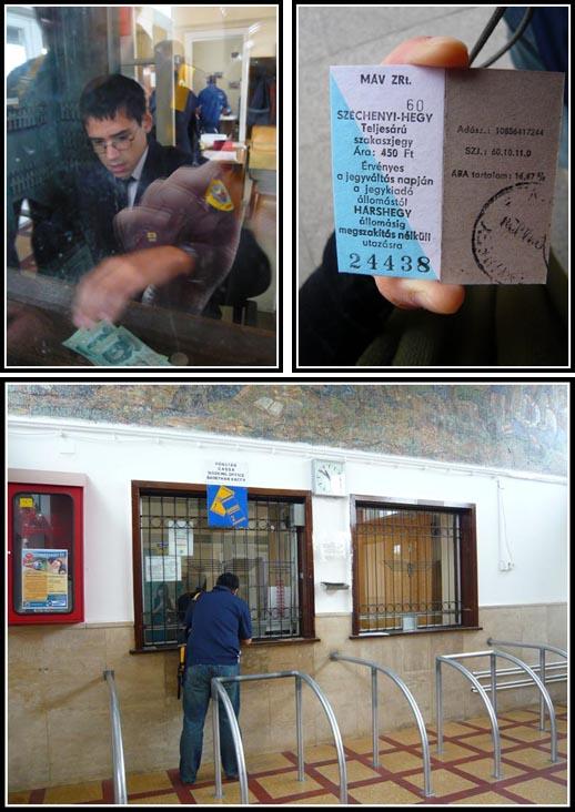 Gyermekvasut Children's Railway Ticket Office