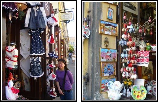 Hungarian Lace handicraft