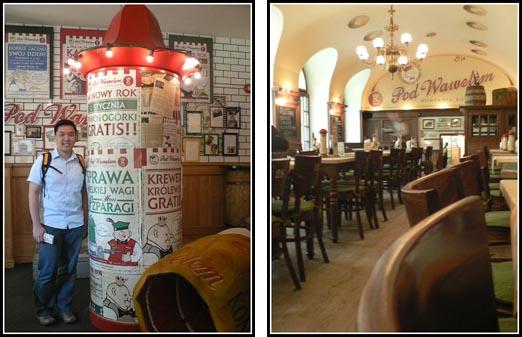 Krakow Pod Wawelem Kompania Kuflowa Restaurant