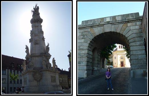 Plague Column Vienna Gate
