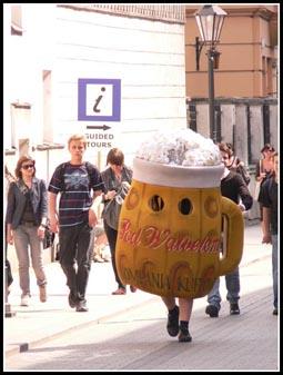 Pod Wawelem Kompania Mascot