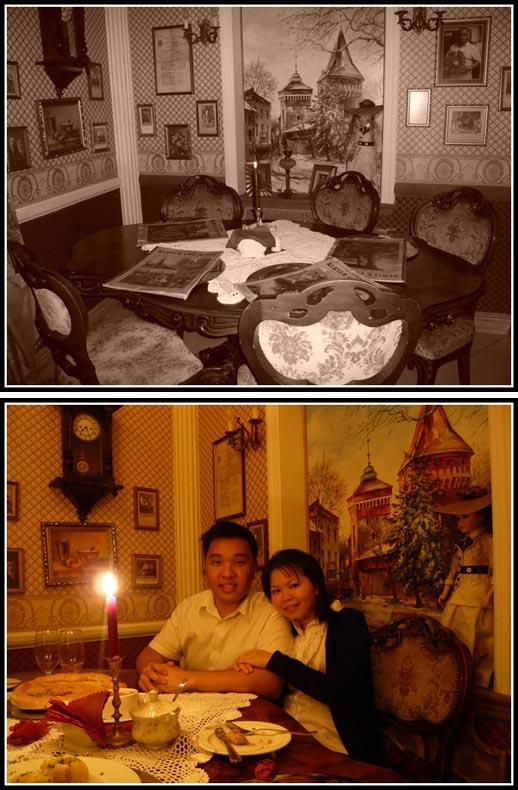U Babci Maliny Restaurant Ambiance