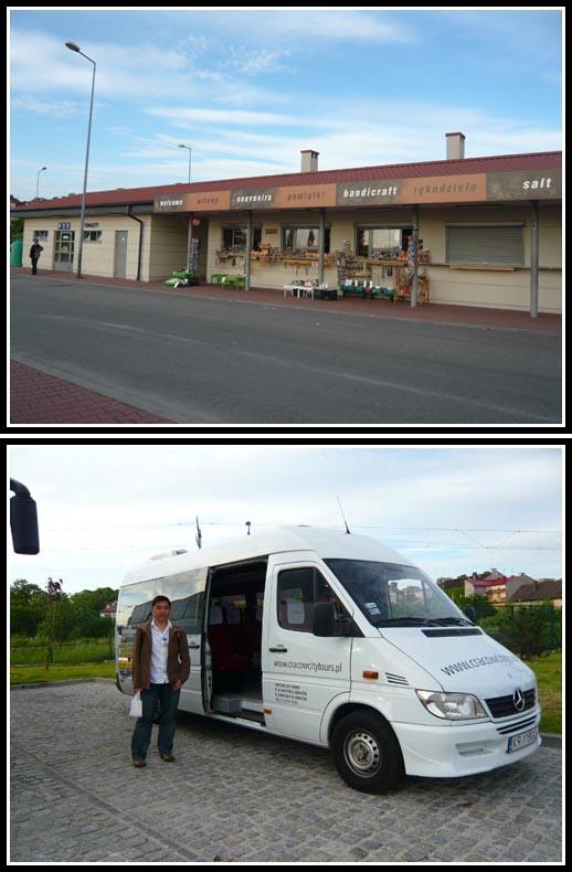 Wieliczka Salt Mine Souvenir Shops