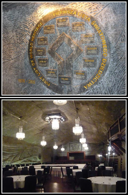 Wieliczka Salt Mine UNESCO World Heritage