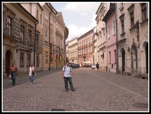 ul. Kanonicza (Oldest Street in Krakow)