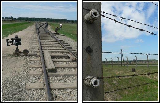 Auschwitz-Birkenau Concentration Camp Pictures