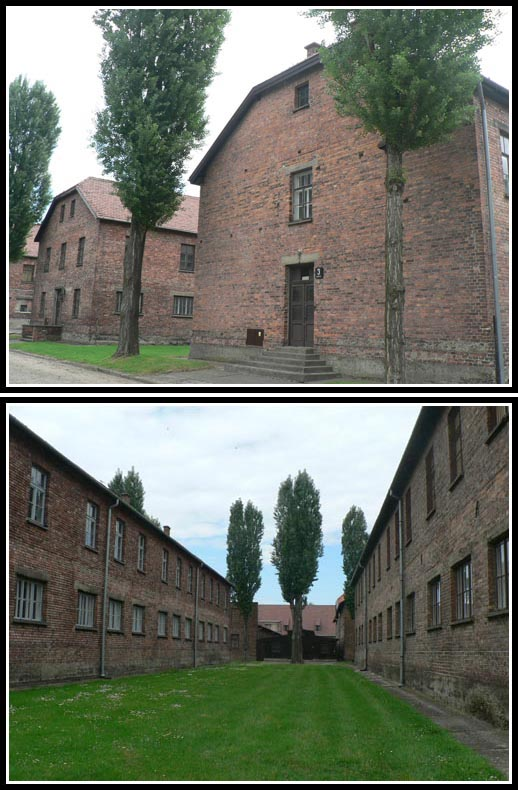 Auschwitz Concentration Camp I