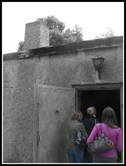 Auschwitz Crematorium and Gas Chamber