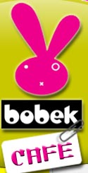 Bobek Cafe Logo
