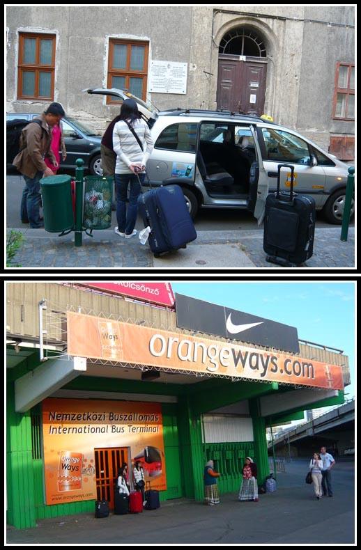 Budapest City Taxi Orangeways