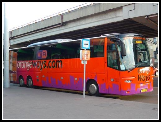 Orangeways Bus