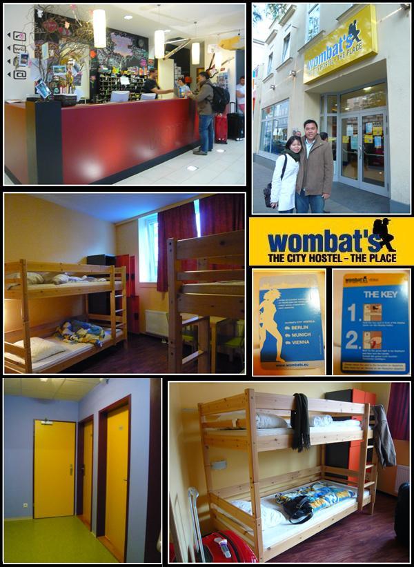 Wombat Hostel Vienna