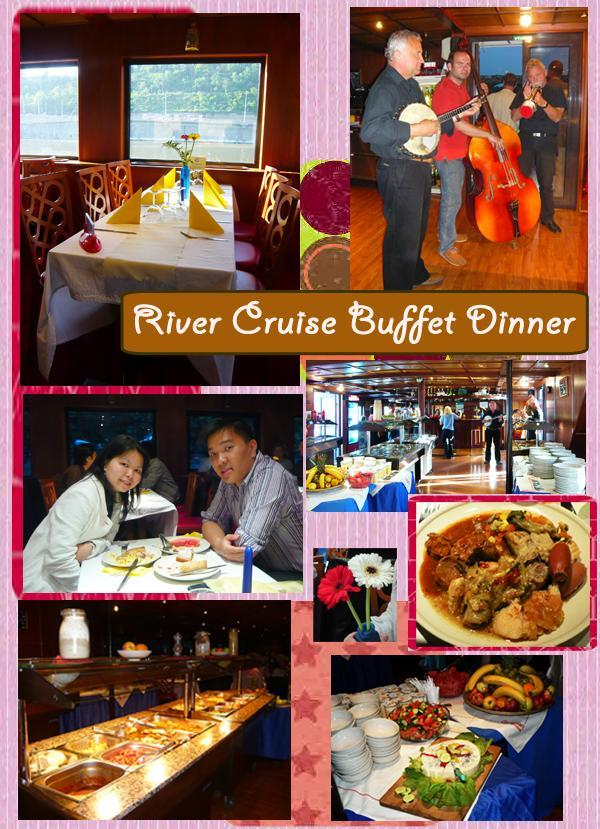 Prague Dinner Cruise Evropska Vodni Doprava
