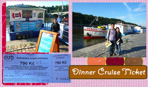 Prague Evropska Vodni Doprava Buffet Dinner Cruise