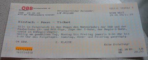 Einfach-Raus-Ticket