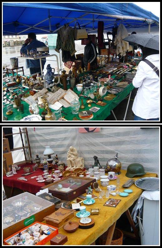 Flohmarkt Vienna Naschmarkt Flea Market