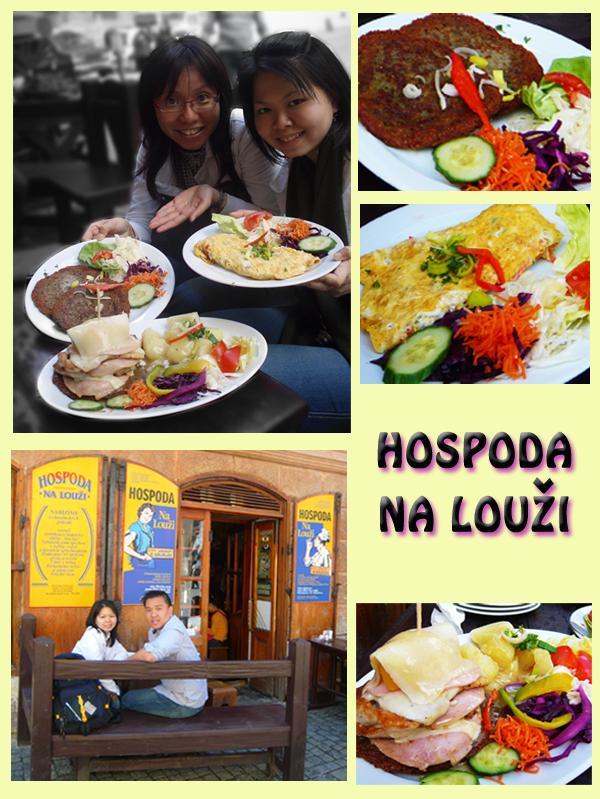Hospoda Na Louzi Restaurant