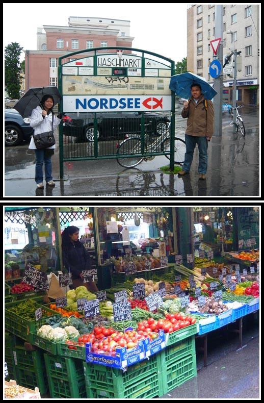Naschmarkt Vienna Austria