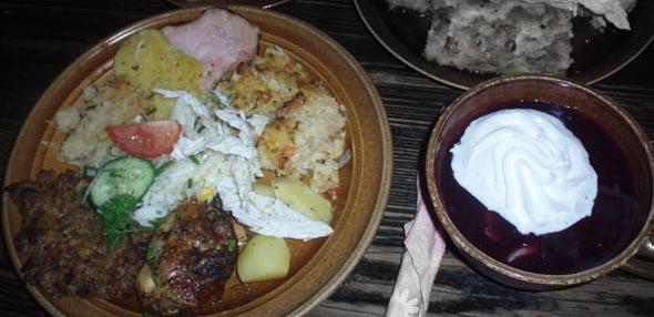 Old Bohemian Feast