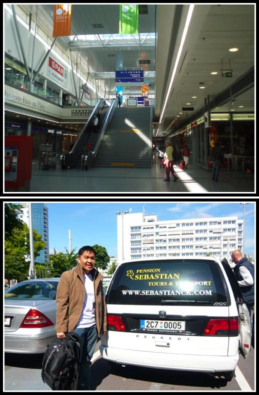 Sebastian Tours and Transport Shuttle Cesky Krumlov Linz