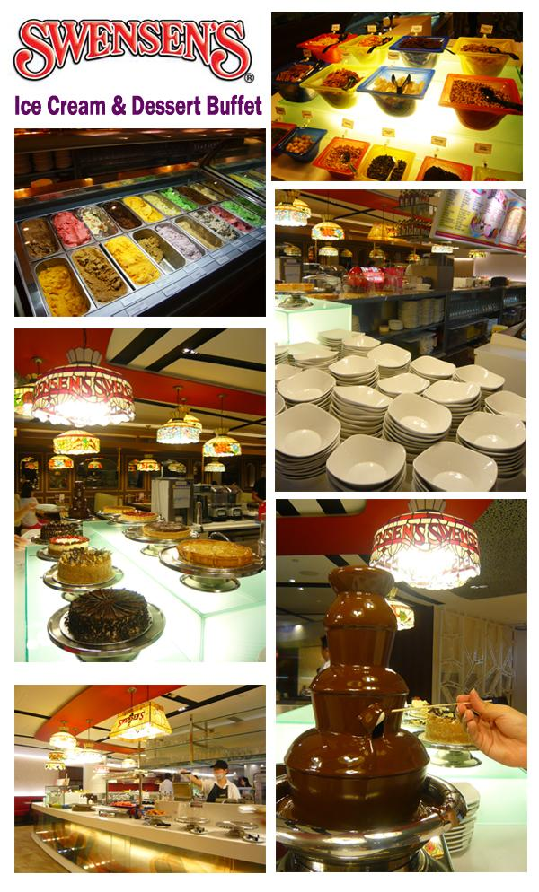 Swensen's Ice cream & Dessert Buffet