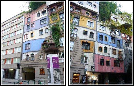 Vienna Friedensreich Hundertwasser