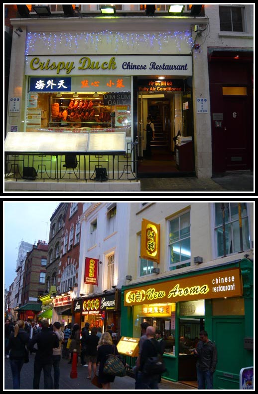 5 Chinese Buffet Dinner At London Chinatown Singapore