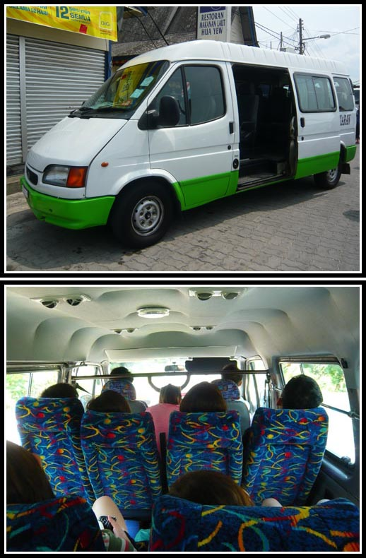 Excursion Bus Transport to Kukup from Singapore
