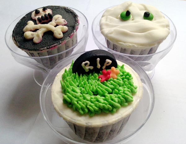 Interesting Design CupCakes