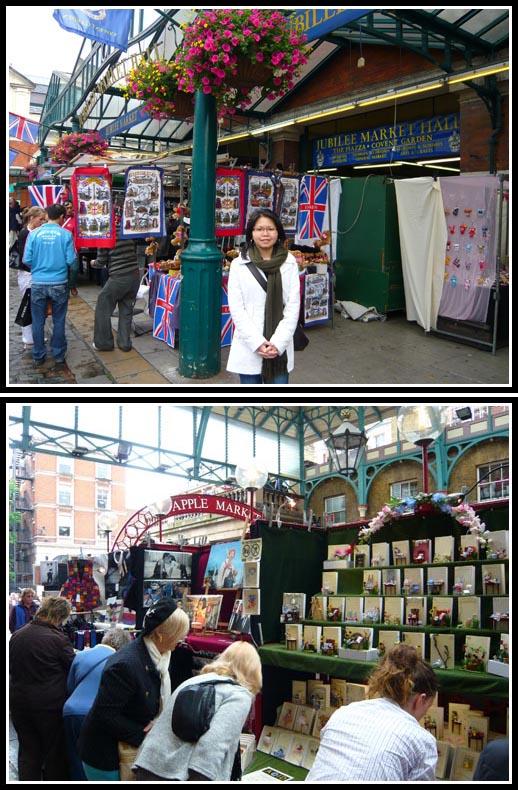 Jubilee and Apple Market