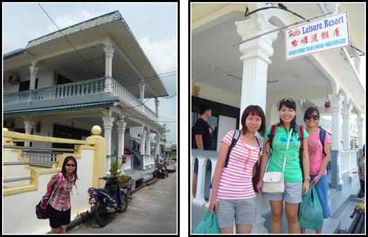 Kukup Pontian Johor Hello Chalet Resort
