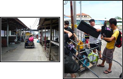 Kukup Porterage Luggage Service