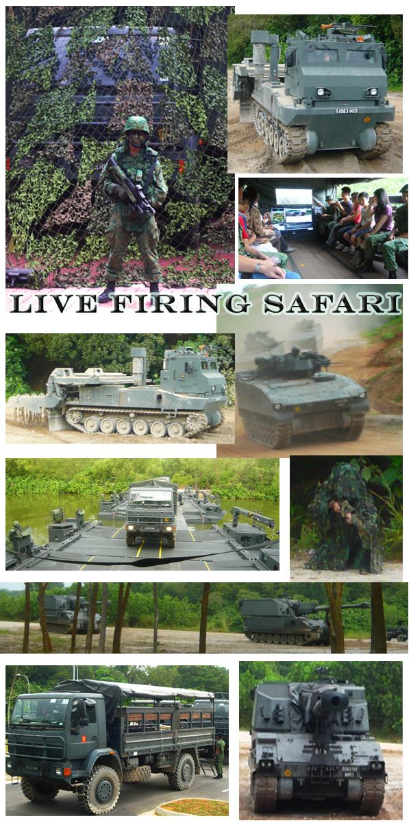 Life Firing Safari