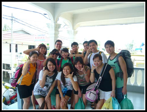 Kukup Trip Hello Resort Travel Mates