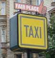 Prague Taxi Fair Place