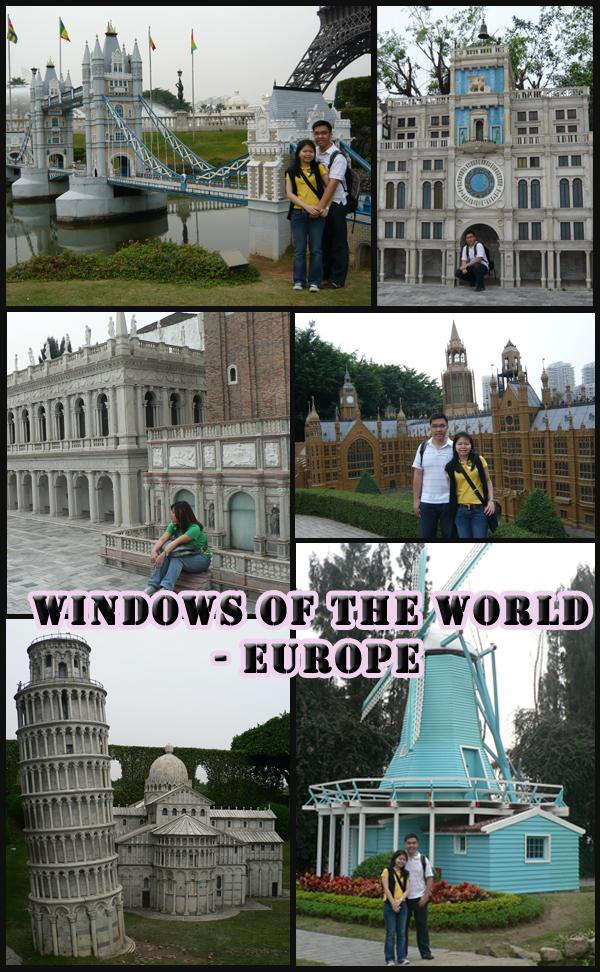 Windows of the World - Europe