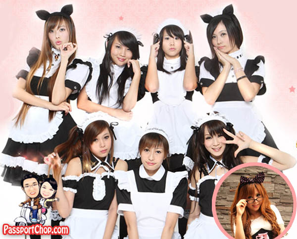Anime Festival Asia Moe Moe Kyun Maids