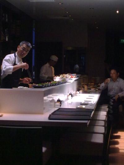 Chef Watanabe Hachi Restaurant
