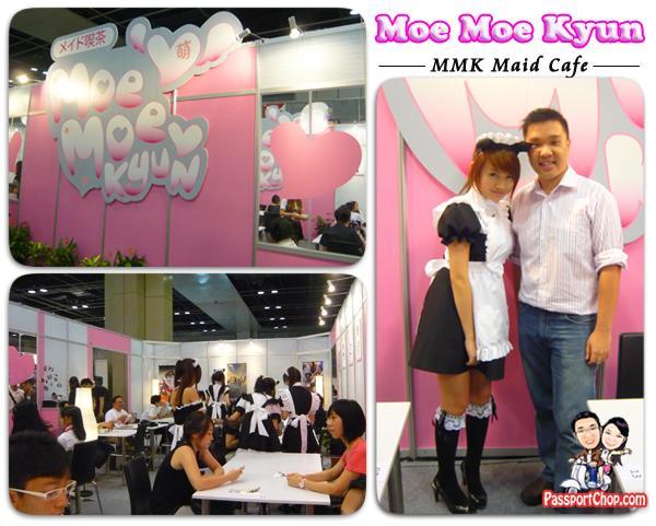 Moe Moe Kyun (MMK) Maid Cafe AFA 09