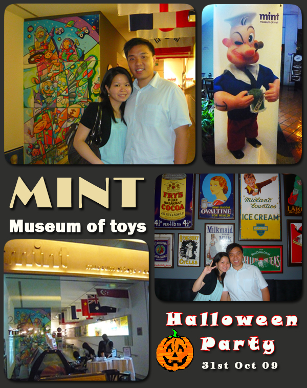 Mint Museum of Toys Halloween Party