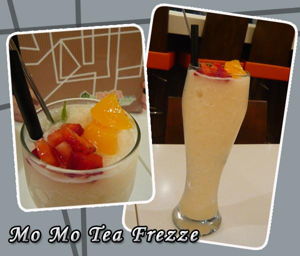 Mo Mo Tea Freeze