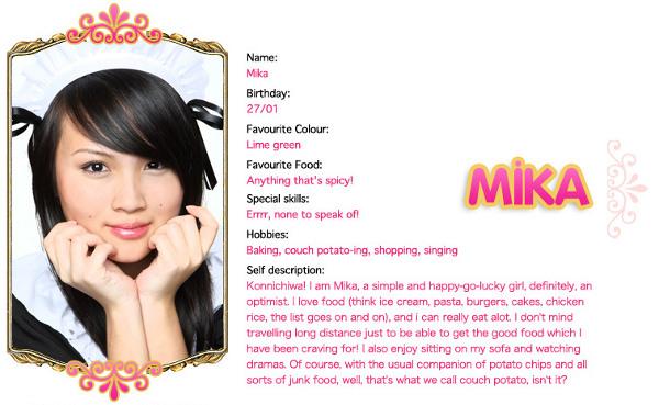 maido_mika_profile Moe Moe Kyun AFA