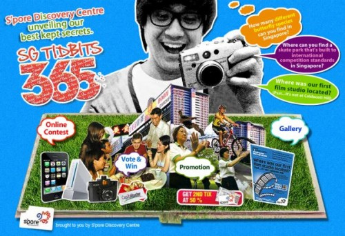 SG Tidbits 365