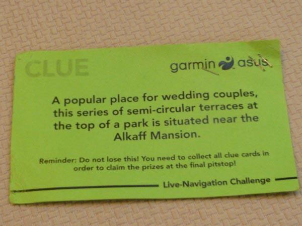 Asus Garmin Live Challenge Clue 2