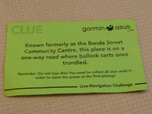Asus Garmin Live Challenge Clue 3