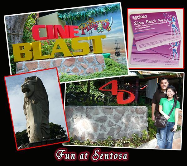 Fun at Sentosa