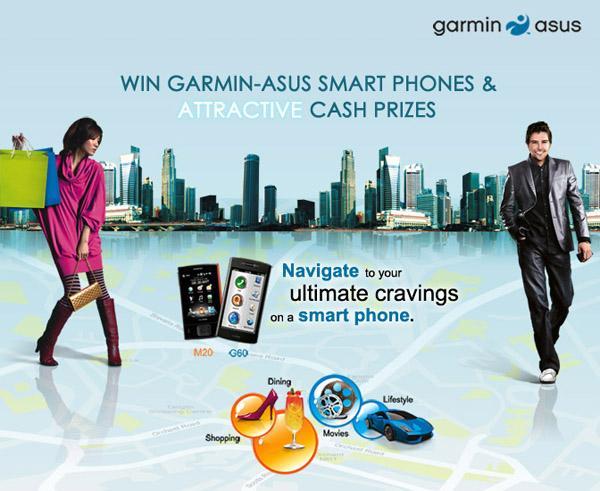 Garmin Asus Live Challenge Puzzle
